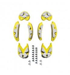 Recambio MTB Dragon 5-Spider 013 amarillo y gris 41-44