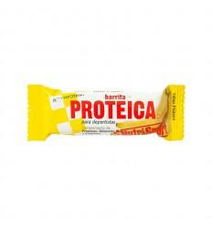 Barrita NutriSport Proteica Platano 24u