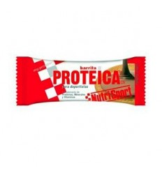 Barrita NutriSport Proteica Galleta 24u