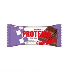 Barrita NutriSport Proteica Chocolate 24u