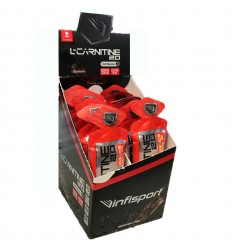 InfiSport L-Carnitine 2.0 + Colina 12 Gel x 40gr