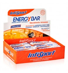 Infisport Energy Bar 40gr 24 Barritas