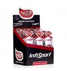 Infisport Gel ND3 Cross UP 50gr Frutos del Bosque 18unidad