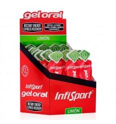 Infisport Gel Oral 50gr Limon 18unidad