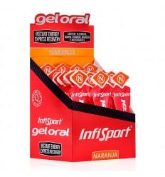 Infisport Gel Oral 50gr Naranja 18unidad