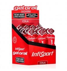 Infisport Gel Oral 50gr Cola 18unidad