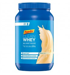 PowerBar Proteína Clean Whey Isolate Vanilla 570gr