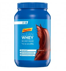 PowerBar Proteína Clean Whey Isolate Chocolate 570gr