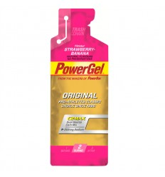 PowerGel + Sodio Fresa Banana 24u