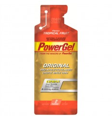 PowerGel + Sodio Fresa Tropical 24u