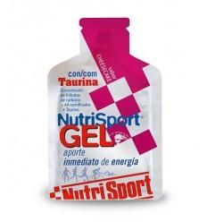 Gel NutriSport + Taurina Cheesecake 24u
