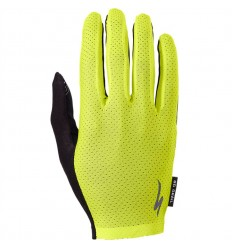 Guantes Specialized BG Grail LF Hyper Green