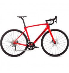 Specialized Roubaix Gloss Flo Red