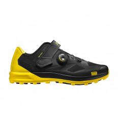 Zapatillas Mavic XA Pro negro amarillo