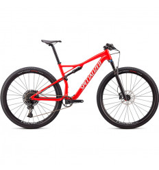 Specialized Epic Comp Gloss Flo Red