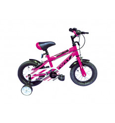 WST MTB Junior 12 fucsia