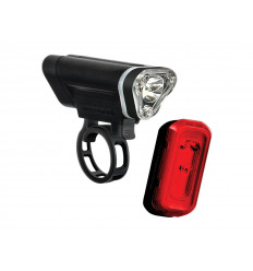 Luces Combo Blackburn Local 50 Delantera + 10 trasera