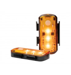 Luz lateral Blackburn Grid Side Beacon kit 2 unidades