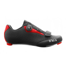 Zapatillas Giro Road R5B Negro Rojo