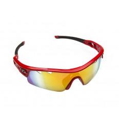 Gafas Extreme X1 Polarizada Roja