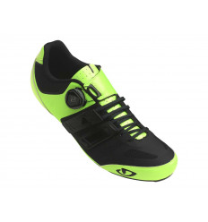 Zapatillas Giro Road SENTRIE TECHLACE Amarillo Flúor