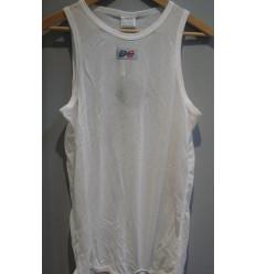 camiseta interior D.FENSTEC sin manga T-L microfibra Ultralight verano blanco
