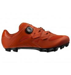 Zapatillas Mavic Crossmax Elite rojo naranja