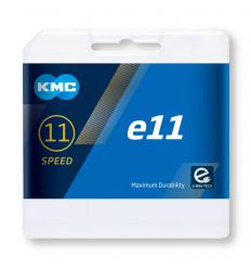 Cadena KMC e11 122P 11 velocidades especial eléctricas