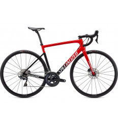 Specialized Tarmac Comp Red Tint Fade