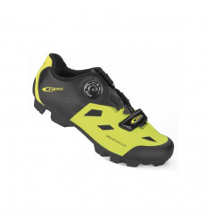 Zapatillas Ges Mountracer amarillo