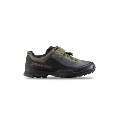 Zapatillas Specialized Rime 1.0 MTB Oak green