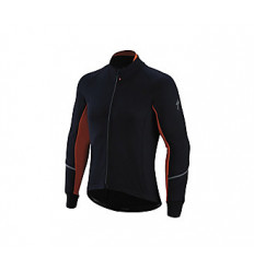 Chaqueta Termica Specialized Element Roubaix Comp HV Negro rojo