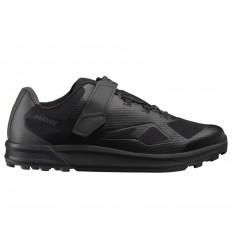 Zapatillas Mavic XA Flex Black Magnet Black