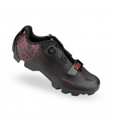 Zapatillas Ges Mountracer-2 Roja