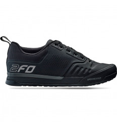 Zapatillas Specialized 2FO Flat 2.0 Black