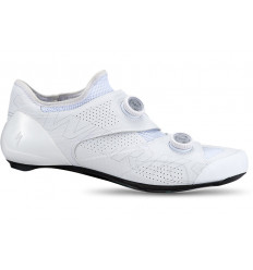Zapatillas Specialized S-Works Ares White