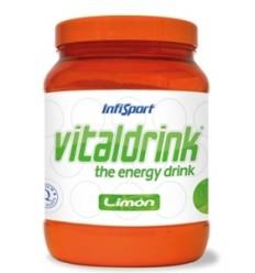 Infisport Vitaldrink Polvo Limon 800gr