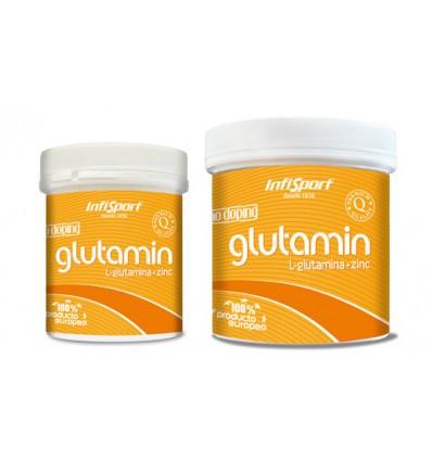 Infisport Glutamin + Zn Polvo 300gr