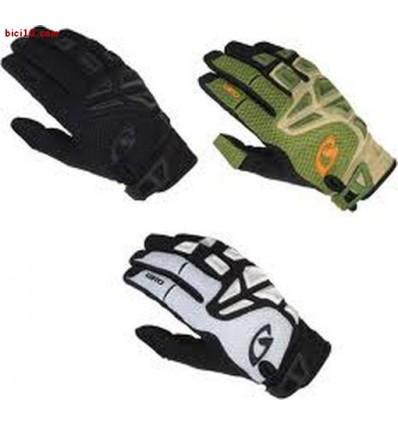 Guantes Giro Remedy Glove T-M blanco negro