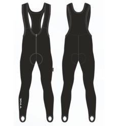 Culotte TKX largo con tirantes negro