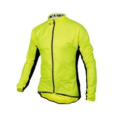 Chubasquero ciclismo Etxeondo Lasai 2016 fluor