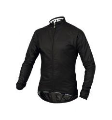 Chubasquero ciclismo Etxeondo Lasai 2016 Negro