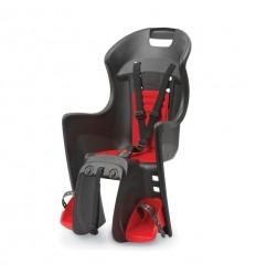 Portabebés Polisport BOODIE RMS (portabulto) negro rojo