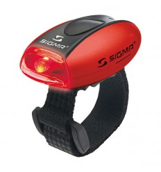 Luz Trasera Sigma Micro Rojo