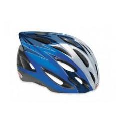 casco Bell Furio Azul plata M