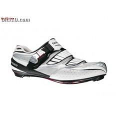 Zapatillas Shimano SH R240 blanco negro T-44