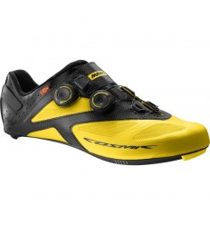 Zapatillas Mavic Cosmic Ultimate II Amarillo 2017