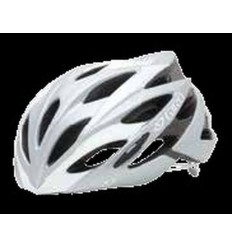 Casco Giro SAVANT white silver