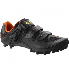 Zapatillas Mavic Crossride SL Elite negro naranja 2016