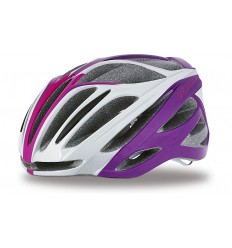 Casco Specialized Aspire Blanco Rosa
